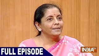 Video Nirmala Sitharaman in Aap Ki Adalat (FULL) MP3, 3GP, MP4, WEBM, AVI, FLV Oktober 2018