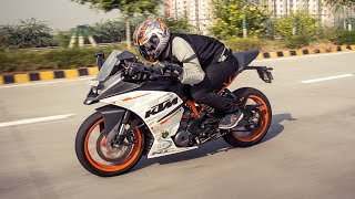 8. KTM RC 390 | One year Ownership Review