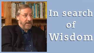 In Search of Wisdom: John Anderson