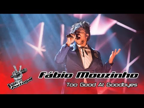 "Fábio Mouzinho - ""Too Good At Goodbyes"" (Sam Smith) 