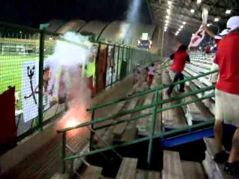 Lara FC vs Zamora FC.. Awante de la Hinchada Popular.. LMR-L66-EXR - La Mafia Roja - Unión Lara