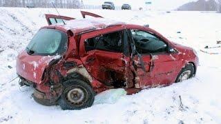 Жесткие аварии 2й недели Декабря 2015