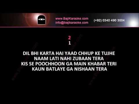 Video Jab tere sheher se guzarta hoon - Video Karaoke - Sulman Alvi - by Baji Karaoke download in MP3, 3GP, MP4, WEBM, AVI, FLV January 2017