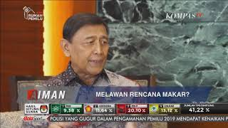 Video Wiranto: Habib Rizieq Itu Siapa? - AIMAN MP3, 3GP, MP4, WEBM, AVI, FLV Juni 2019