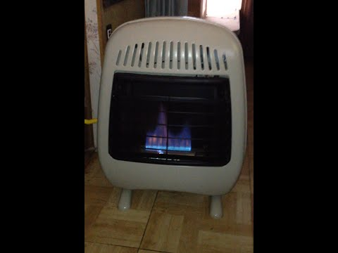 Using a Portable Heater for my RV