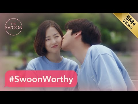 Abyss #SwoonWorthy Moments with Ahn Hyo-seop and Park Bo-young [ENG SUB]