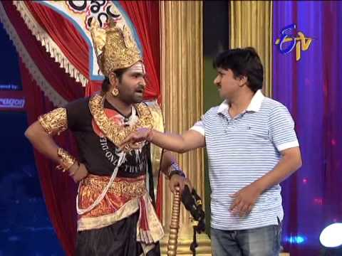 Jabardasth      Chalaki Chanti Performance on 6th March 2014