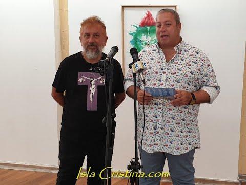 Inauguración Exposición de Pintura Luis de La Pura