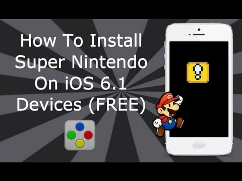 DinoZambas2 - Please Read ▽ #1 Download Snes9x EX+ via Cydia (FREE) #2 Download the Games from: http://coolrom.com/roms/snes/ #3 SSH the Roms in to the device if you are n...