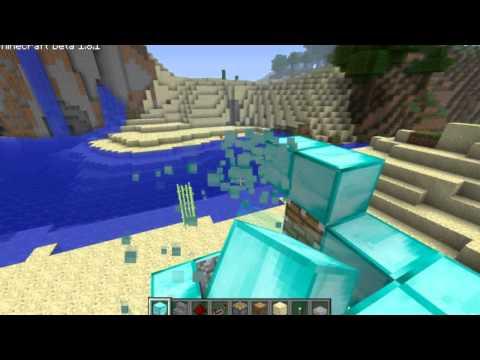 tutorial minecraft - Ascensor (Español)