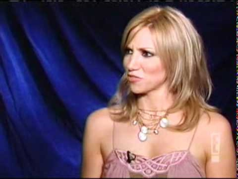 DEBORAH (DEBBIE )GIBSON E! PLAYBOY PHOTOSHOOT INTERVIEW (2005)