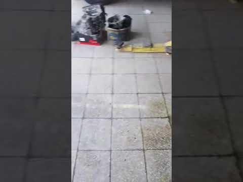 العرب اليوم - شاهد: كيف سجل صاحب جراج الحرارة في الكويت