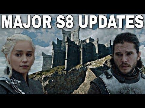 More Characters Coming in Season 8 - Game of Thrones Season 8