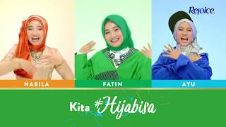 Video Kita #Hijabisa Lyric Video MP3, 3GP, MP4, WEBM, AVI, FLV Oktober 2018