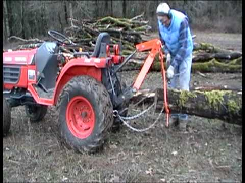 ATV Log Skidder Plans http://kiestu.com/videopage/on/I4n2NfvfaQk.html