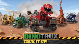 Video Dinotrux: Trux It Up! (by Fox and Sheep GmbH) - iOS / Android - HD Gameplay Trailer MP3, 3GP, MP4, WEBM, AVI, FLV Desember 2017