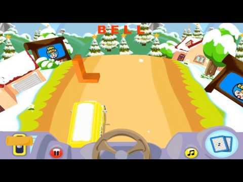 Video of Alphabet Car