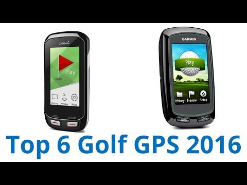 6 Best Golf GPS 2016