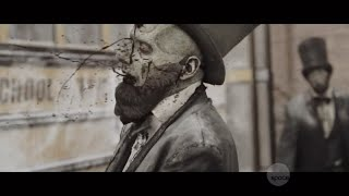 Z-Nation: Zombie Kill of the Week -- Abraham Lincoln