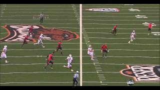Andrew Luck vs Oregon State (2011)
