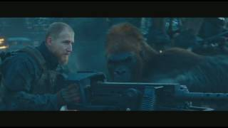 It's poised to be one of Hollywood's best trilogies yet – Thor drops the Hammers on the third installment of the rebooted sci-fi series in 'War for the Planet of the Apes'.