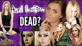 TRUTH ABOUT THE AVRIL LAVIGNE CONSPIRACY THEORY Video