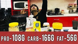 World's Best MUSCLE BUILDING Shake! (100g+ Protein!) | INDIAN BODYBUILDING DIET | AESTHETICALLY