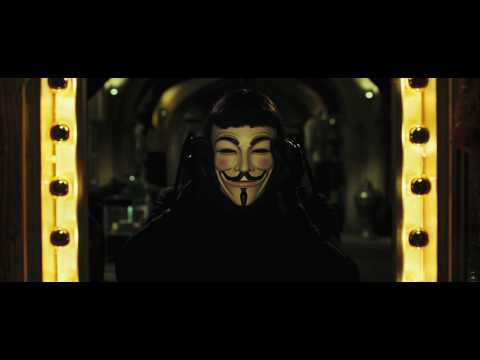 V for Vendetta (2005) BRrip 720p x264 600Mb