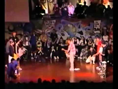 Style Elements vs. South Side Rockers - Battle of the Year 1997