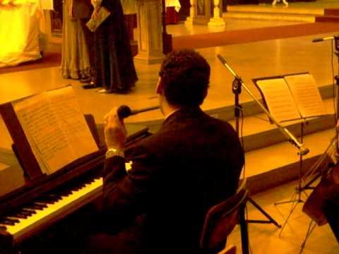 Casamento Igreja Santa Teresinha do Menino Jesus -You´ve got a friend -James Taylor-Trio de Cordas e Voz