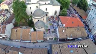 صلاة العيد في سراييفو