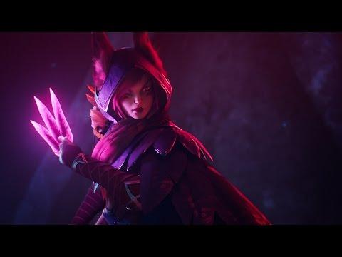 Шая и Рэйкан: Дикая магия | League of Legends: тизер нового чемпиона