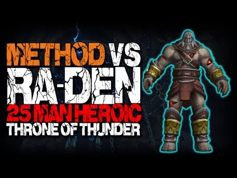 Method vs Ra-den (25 Heroic) World First Video