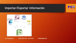 Herramientas especializadas de Excel