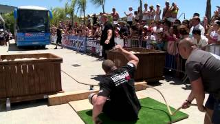 Martin Wildauer - Strongman Champions League WORLD