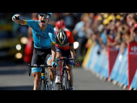 Tour de France: Cort Nielsen triumphiert in Carcasson ...