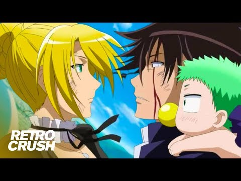 Oga & Hilda | Best love-hate moments | Beelzebub (2011)