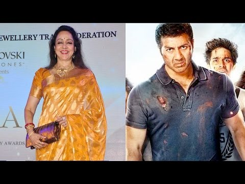 Here's What Hema Malini Has To Say About Sunny Deo
