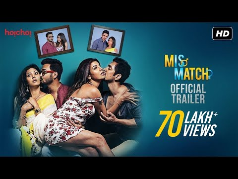Mismatch   Official Trailer   Comedy Web-series   Rajdeep   Rachel   Mainak   Supurna   Hoichoi