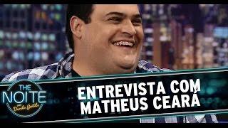 Entrevista com o humorista Matheus Ceará, de A Praça É Nossa. Assista ao programa na íntegra: Parte 1...