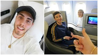 Video FLYING TO NEW YORK WITH FRIENDS & FAMILY MP3, 3GP, MP4, WEBM, AVI, FLV Januari 2019
