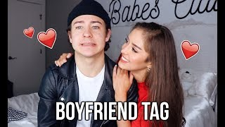 Video ♡ THE BOYFRIEND TAG ♡ MP3, 3GP, MP4, WEBM, AVI, FLV Maret 2019