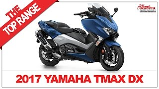 5. WOW AMAZING!! 2017 Yamaha TMAX DX Price Specs Review