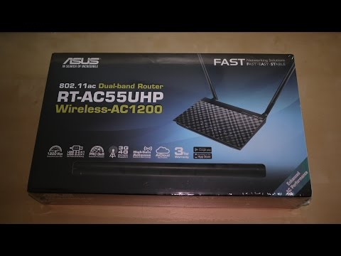 ASUS RT-AC55UHP