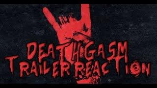 Deathgasm - Trailer Reaction
