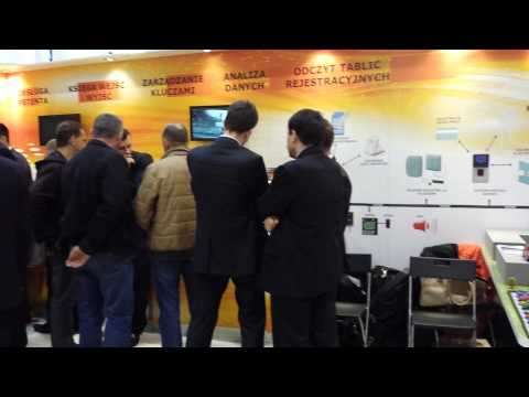 AutoID na Targach Securex 2014