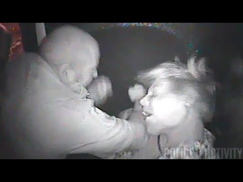 Wallingford Police Officer Knocks Out The Suspect With One Punch