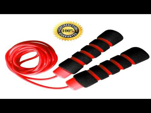 Choose From 5 Jump Rope Styles Adjustable for Cardio Fitness Speed Enduranc