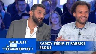 Video T'es au top ! Fabrice Eboué et Ramzy Bédia - Salut les Terriens MP3, 3GP, MP4, WEBM, AVI, FLV Oktober 2017