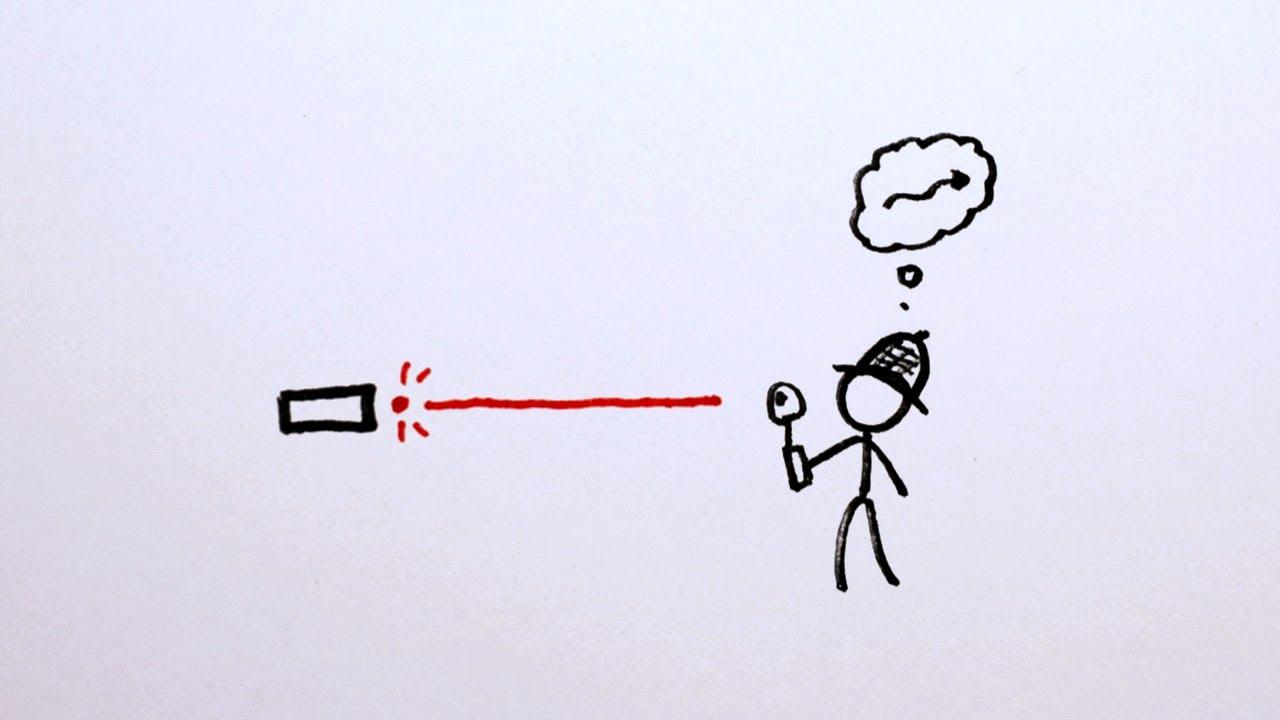 Laser! Od lékařství k ukazovátkům